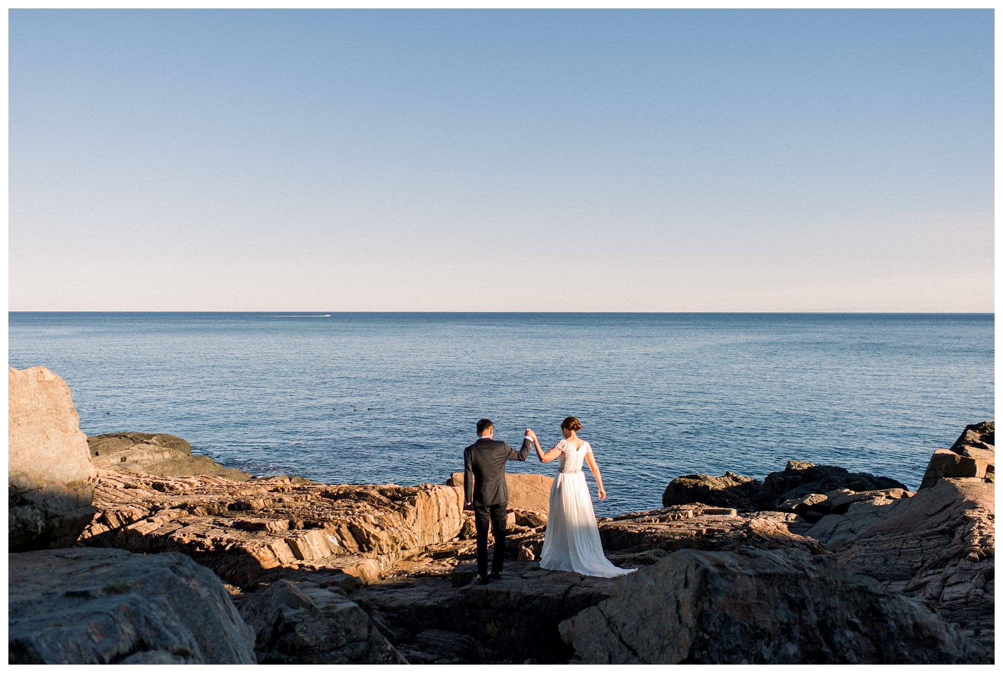 Cliff House Maine Wedding