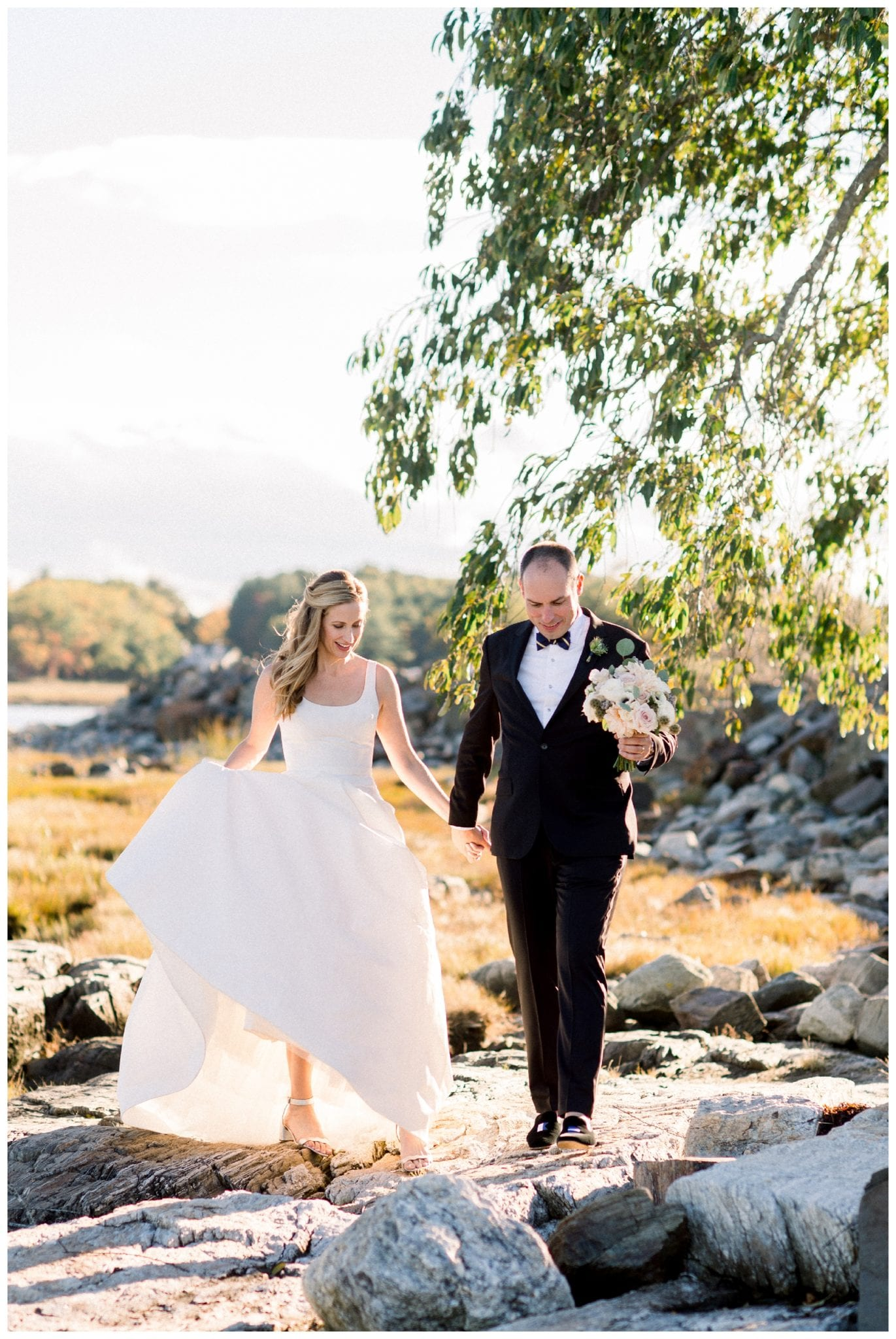 Wentworth By the Sea Country Club Wedding Photographer